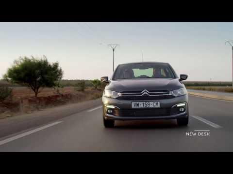 Citroën C-Elysée 2017 restylée