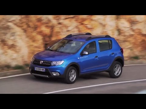 Nouvelles Dacia Logan et Sandero