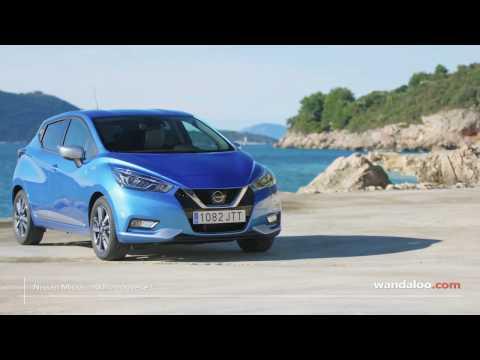 5ème génération de la Nissan Micra