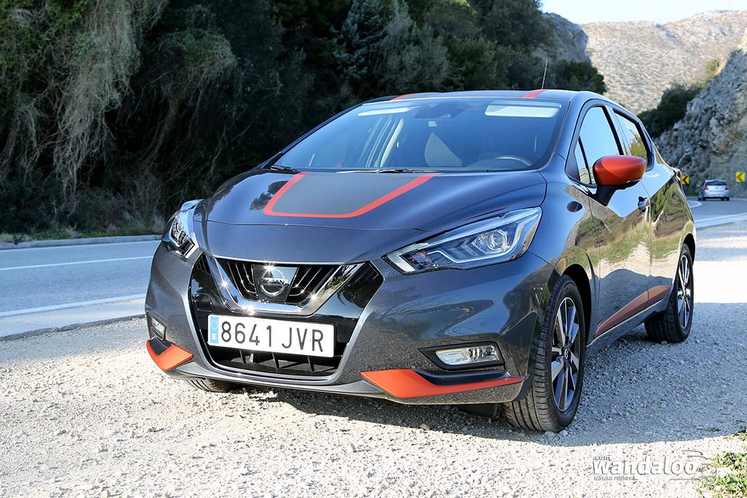 Nouvelle Nissan Micra - les photos de notre essai