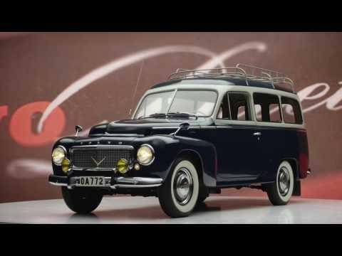 90 ans de Volvo en images