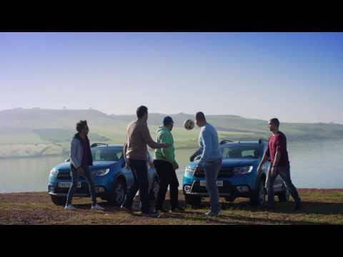 Nouvelle Dacia Sandero - 1er spot TV