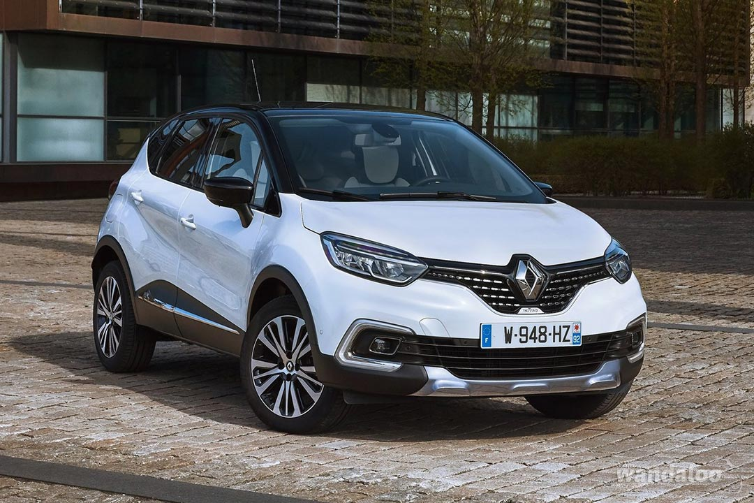 renault captur 2018 en photos hd. Black Bedroom Furniture Sets. Home Design Ideas