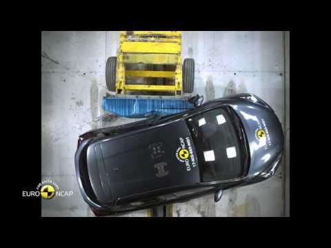 Crash-Tests de la nouvelle Nissan MICRA à l'Euro-NCAP