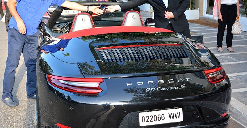 La Porsche 911 n'a jamais été aussi performante et peu gourmande !