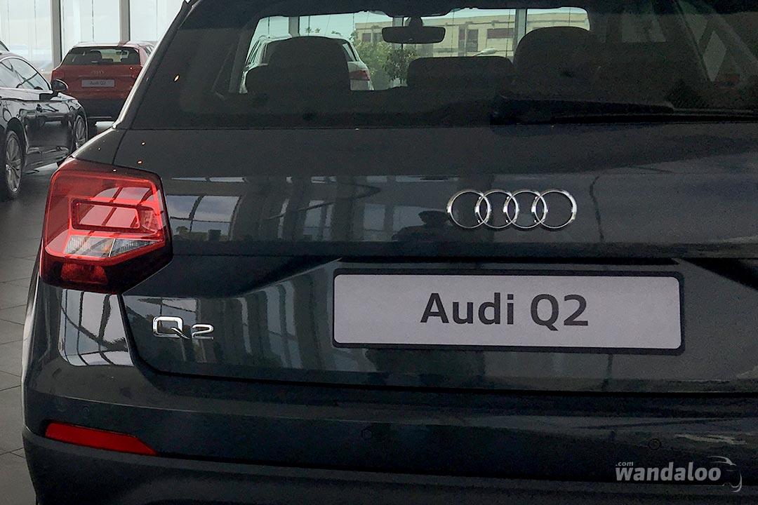 Q2 TDI au Terminal Audi Casablanca