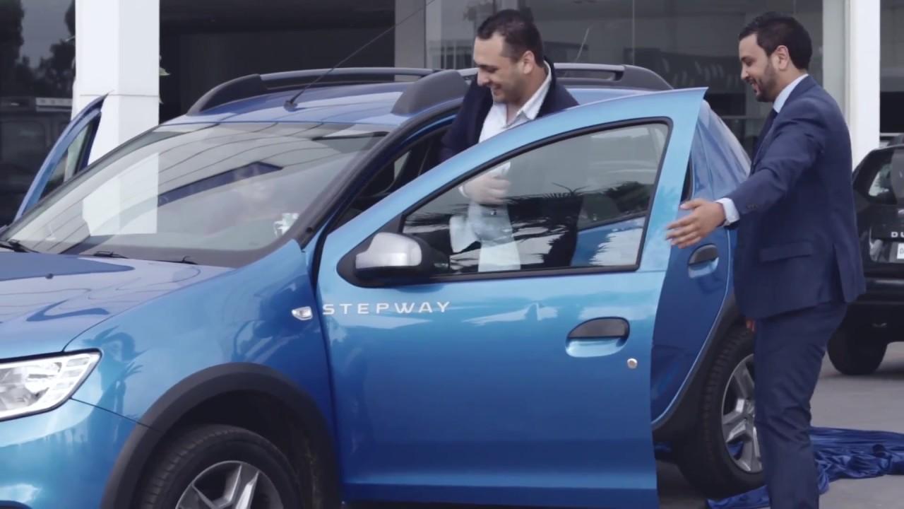 Dacia remercie son 300 millième client marocain