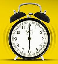 Conseil 1 : Sortir tôt le matin !