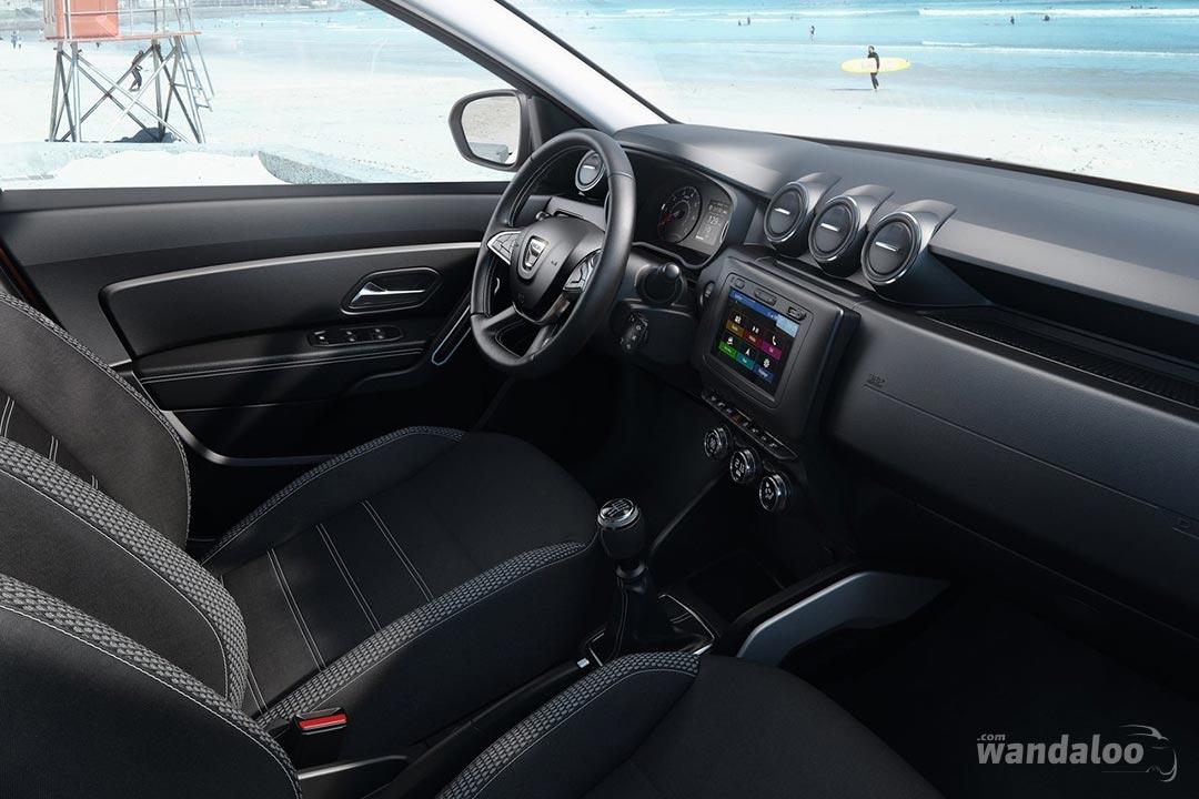 Nouveau Dacia Duster - Design intérieur