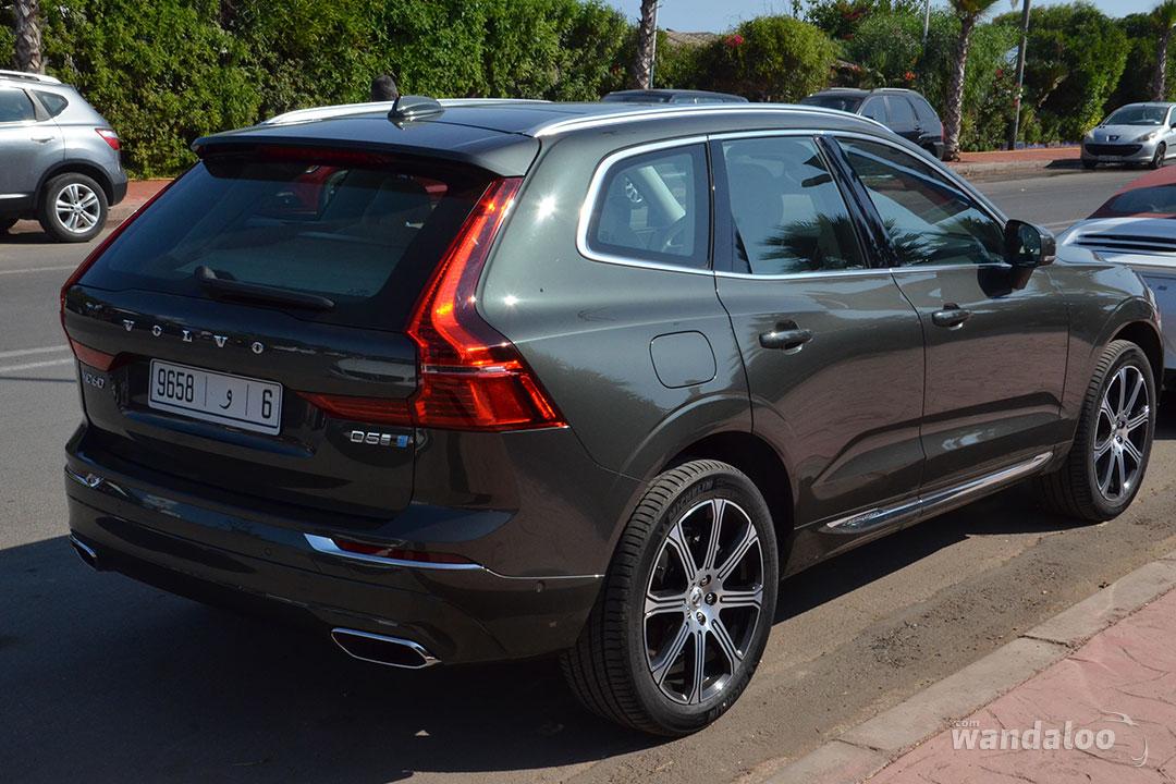Lancement du Volvo XC60 au Maroc