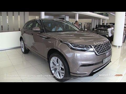 Range Rover Velar lancé au Maroc