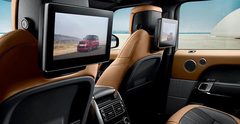 Le Range Rover Sport 2018 conserve toute son ambiance Premium