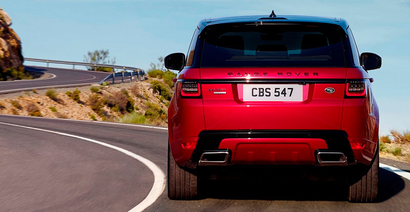 La déclinaison SVR du Range Rover Sport 2018 et ses 575 chevaux promet des sensations fortes !