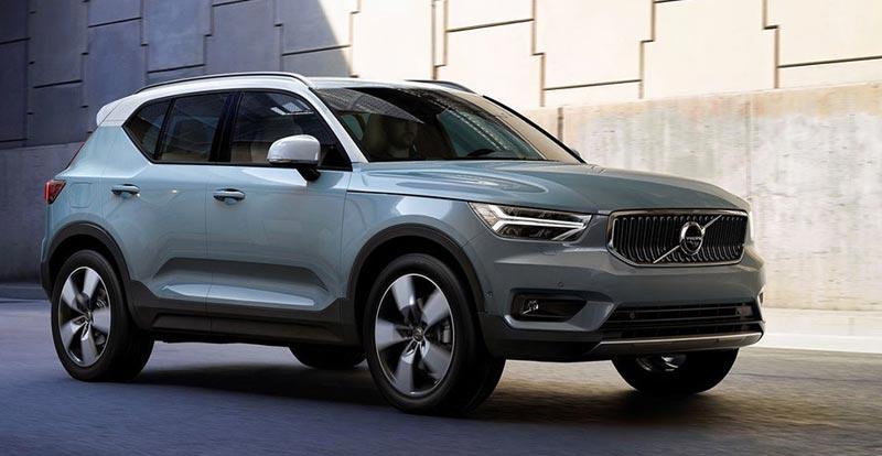 L'avenir de Volvo est encore plus prometteur avec le futur XC40 !