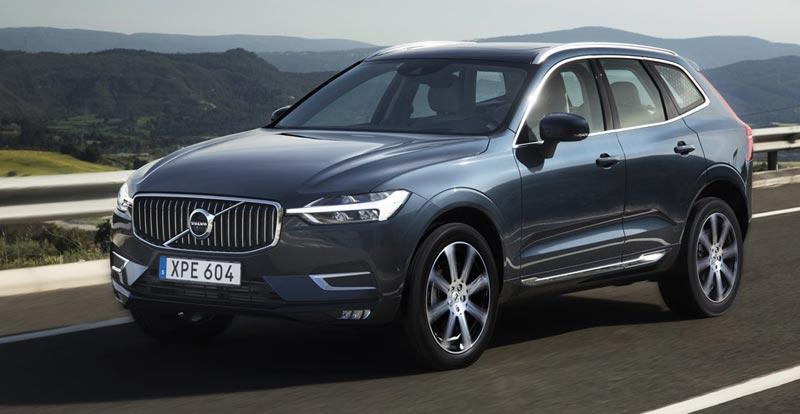 Best-seller mondial et national, le XC60 contribue à l'embellie des ventes de la marque Volvo