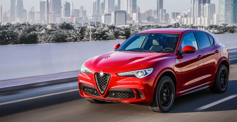 Essai - Stelvio Quadrifoglio 2018, le SUV survitaminé signé Alfa Romeo
