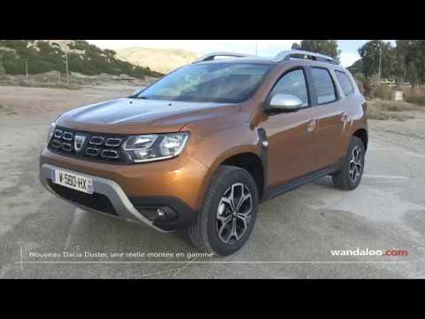Voici le nouveau Dacia Duster
