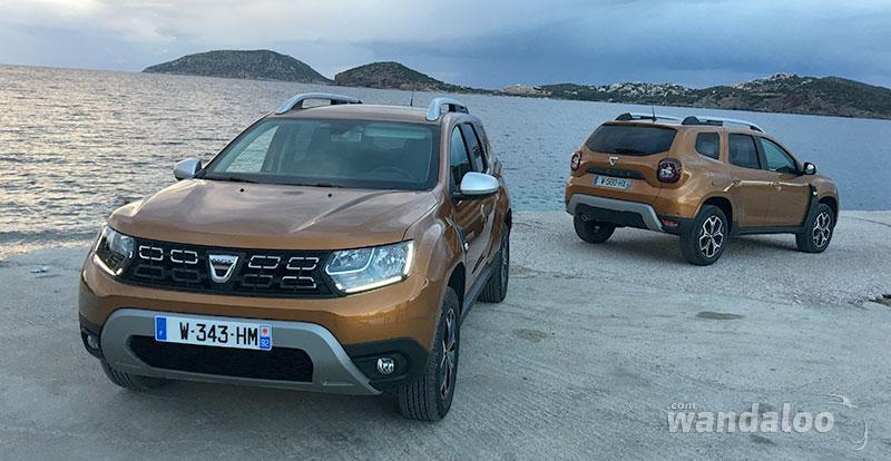 Essai - Le nouveau Dacia Duster se rajeunit et monte en gamme