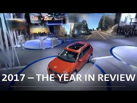 VW, les faits marquants en 2017