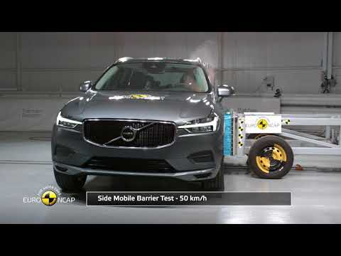 Crash-tests Euro NCAP du Volvo XC60