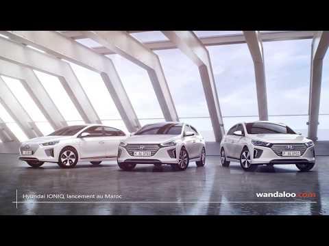 Hyundai IONIQ débarque au Maroc