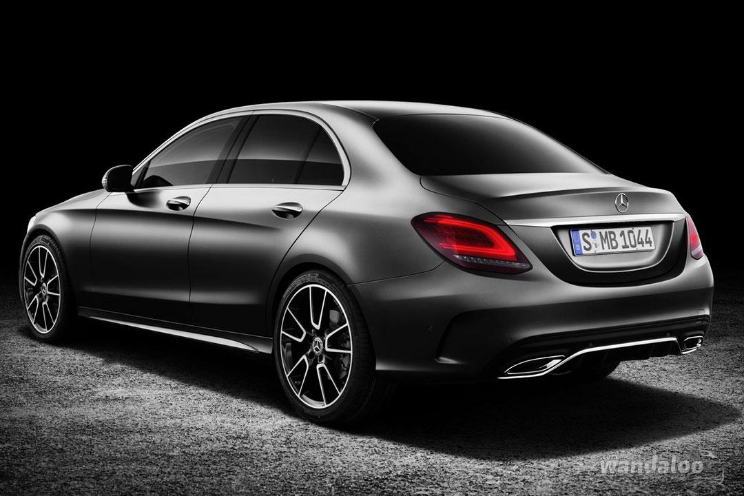 Mercedes Classe C 2019 facelift