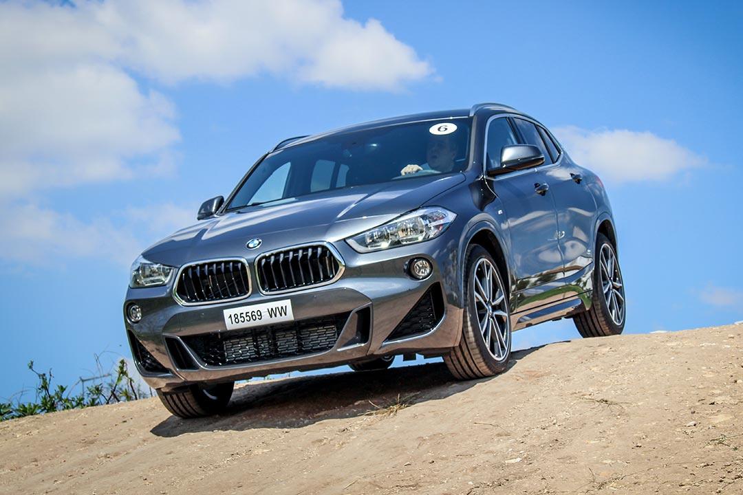 Lancement du BMW X2