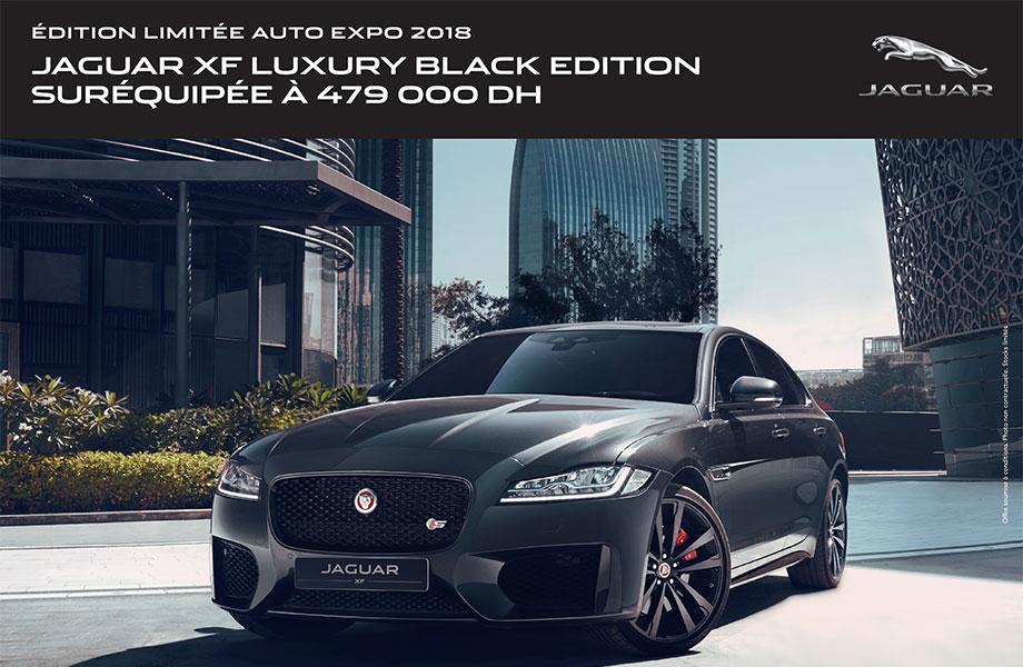 Jaguar Jaguar neuve en promotion au Maroc