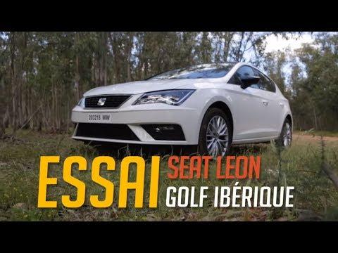SEAT Leon ou la « Golf ibérique »