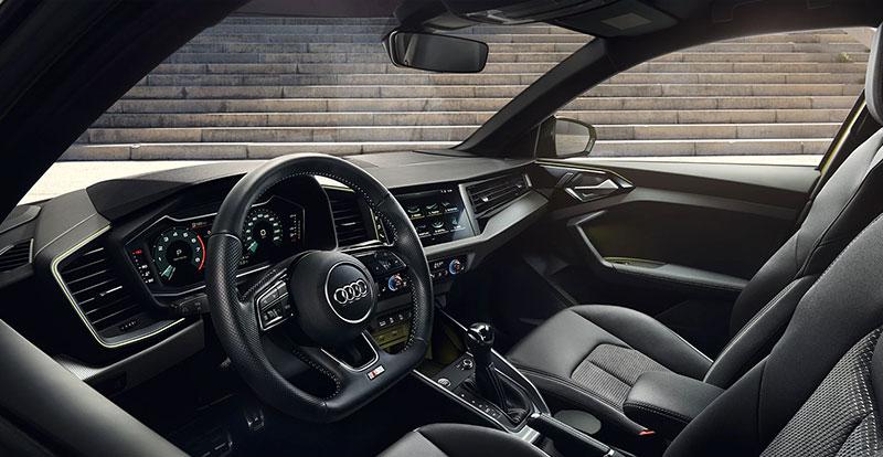 En terme de technologies, la nouvelle Audi A1 Sportback 2019 n'a plus rien à envier à ses grandes soeurs !