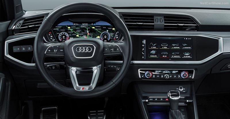 L'Audi Q3 n'a jamais été aussi connecté !