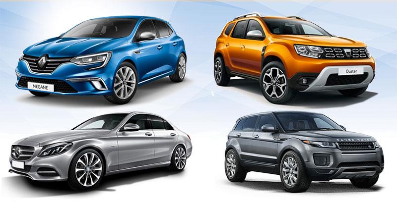 Marché - Les voitures préférées des marocains à fin juin 2018