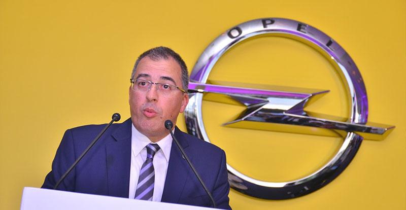 M. Abdelaziz Maalmi,  directeur général délégué de la filiale SM2A ( crédit photo : Auto Hall )