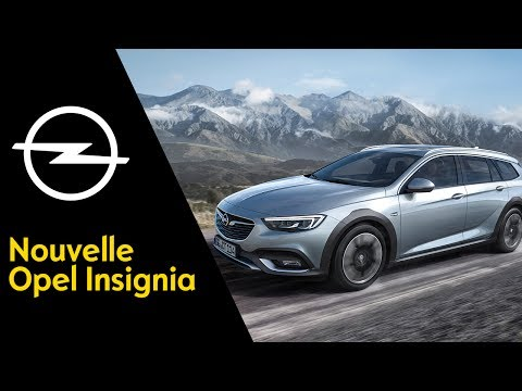 Nouvelle OPEL Insignia Grand Sport