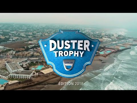DACIA Duster Trophy 2018