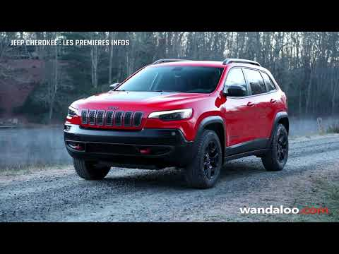 JEEP Cherokee 2019 facelift