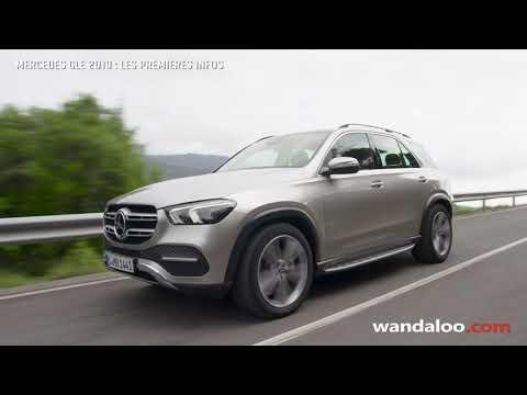 Mercedes GLE 2019 : les premières infos