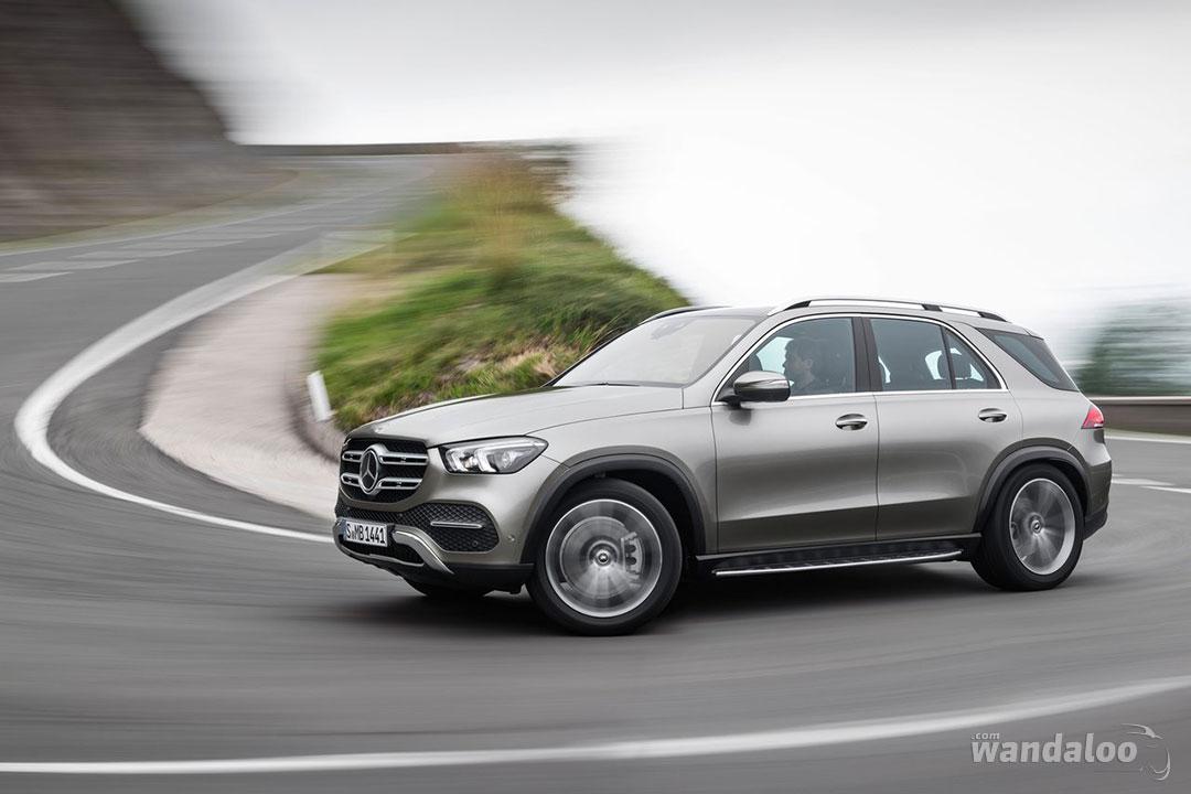 Mercedes GLE 2019