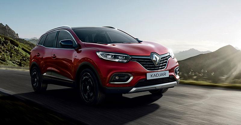 Avant-première - Renault Kadjar évolue par petites touches
