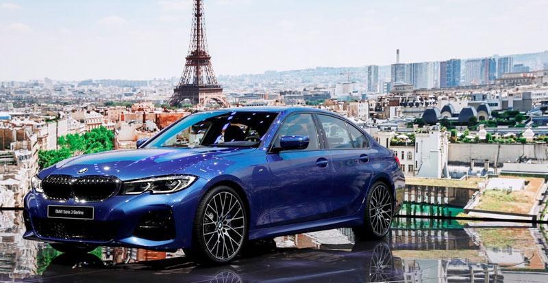Salon - Nouveautés BMW au Mondial de Paris 2018
