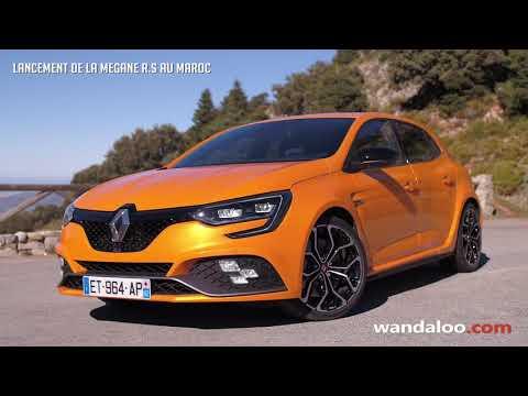 Renault Megane R.S. fait ses débuts au Maroc