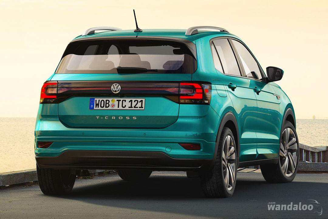 VW T-Cross 2019