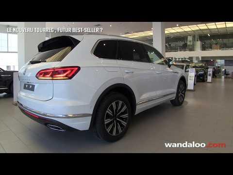 VW Touareg 2019 débarque au Maroc