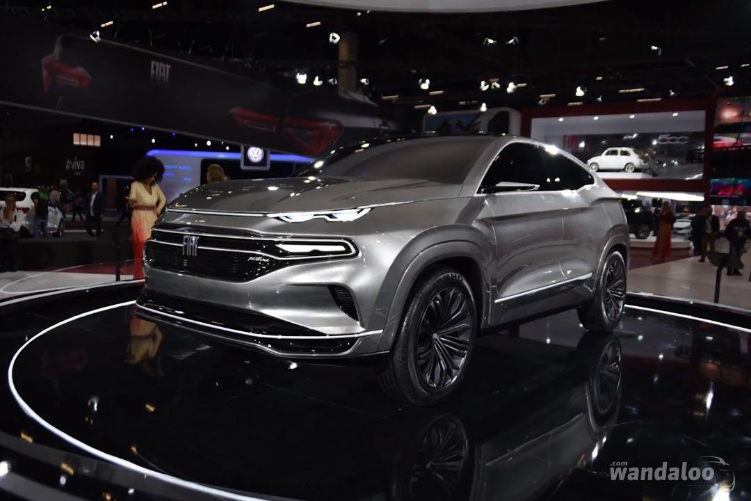 FIAT Fastback Concept 2019