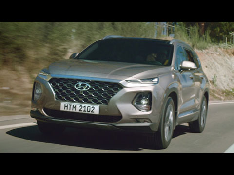 Hyundai Santa Fe 2018 - le film officiel