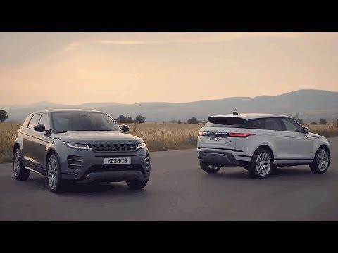 Range Rover Evoque 2019 - les premières infos