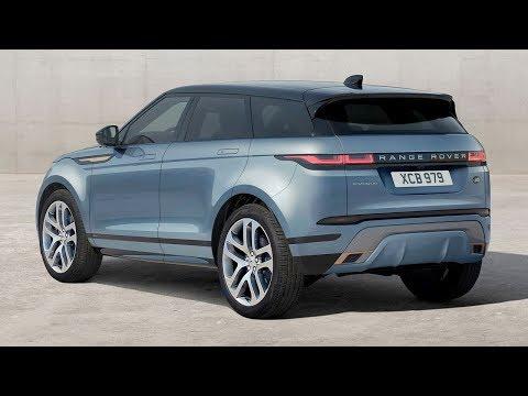 Range Rover Evoque 2019 - le spot officiel