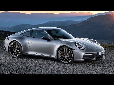 Porsche 911 Carrera 2019 - le spot officiel