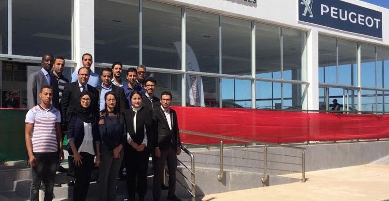 Actu. nationale - SOPRIAM inaugure son premier showroom 100% écologique à Dakhla!