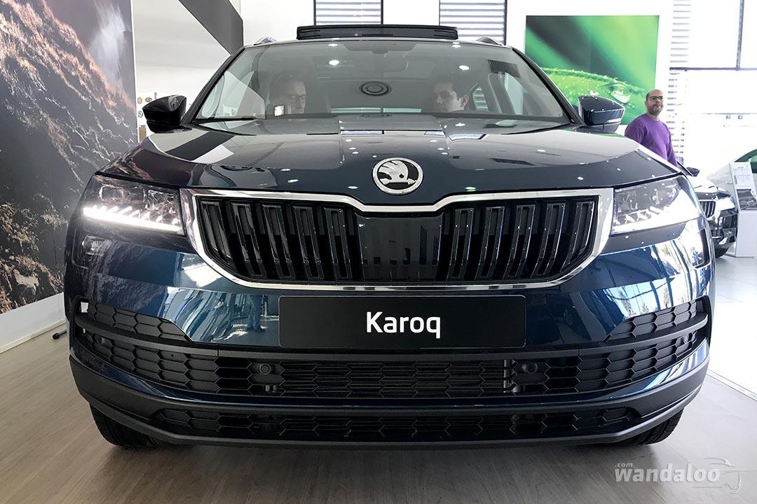 Skoda Karoq 2018 Maroc